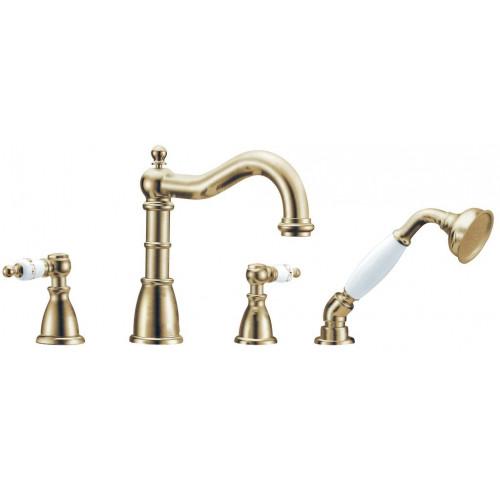 Смеситель для ванны Boheme Provanse Ripresa бронза 363