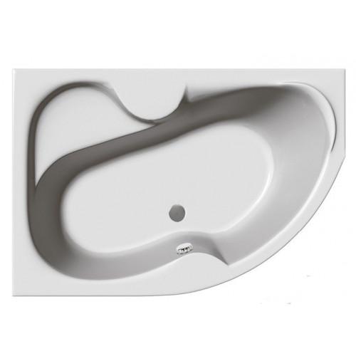 Ванна акриловая 170x105 Vayer Azalia асимметричная левая