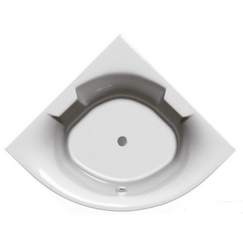 Ванна акриловая 140x140 симметричная Vayer Bryza