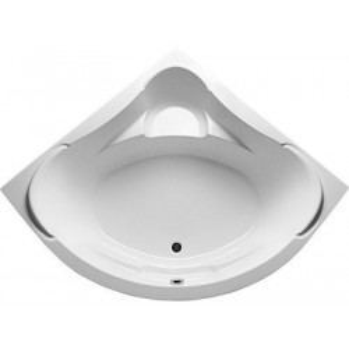 Ванна акриловая 150x150 симметричная 1MarKa Palermo
