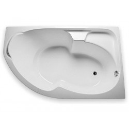 Ванна акриловая 170x105 см асимметричная, правая, Diana, 1MarKa