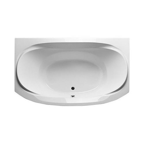 Ванна акриловая 190x120 прямоугольная Aquavita Sirakusa