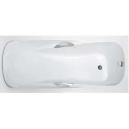 Ванна акриловая 170x75 прямоугольная Calypso 1MarKa