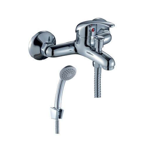 Смеситель для ванны, Серия A, короткий излив, Rossinka A35-31
