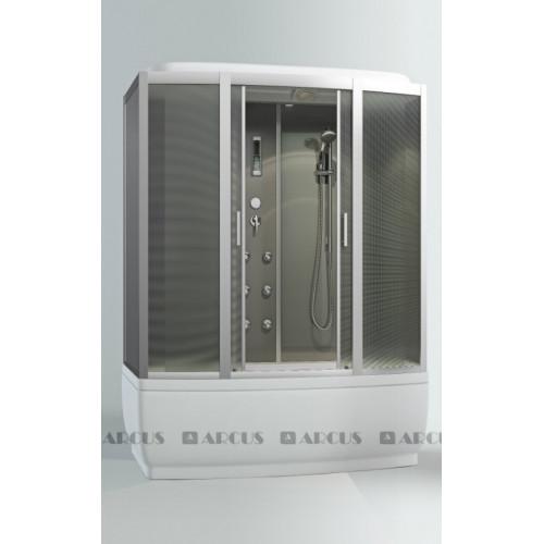 Душевая кабина Arcus 150х150х220 высокий поддон AS-116