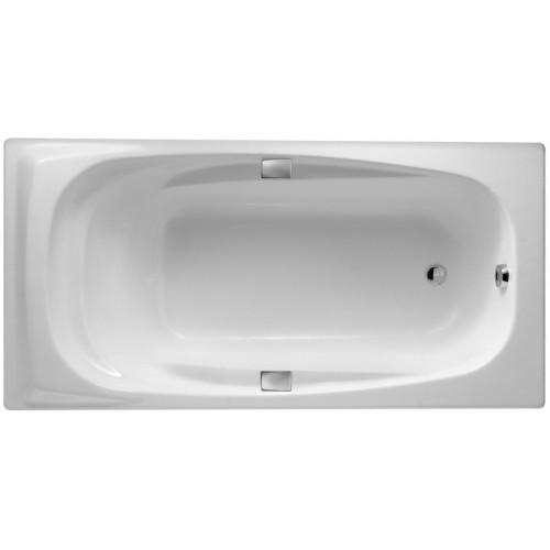 Ванна чугунная 180x90 см, с отверстием для ручек, Super Repos, Jacob Delafon