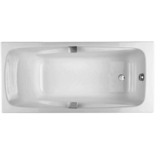 Ванна чугунная 160x75 см, с отверстием для ручек, Repos, Jacob Delafon