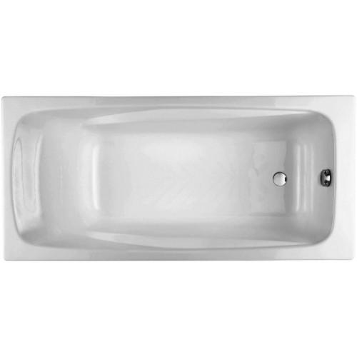 Ванна чугунная 170x80 Jacob Delafon Repos E2918