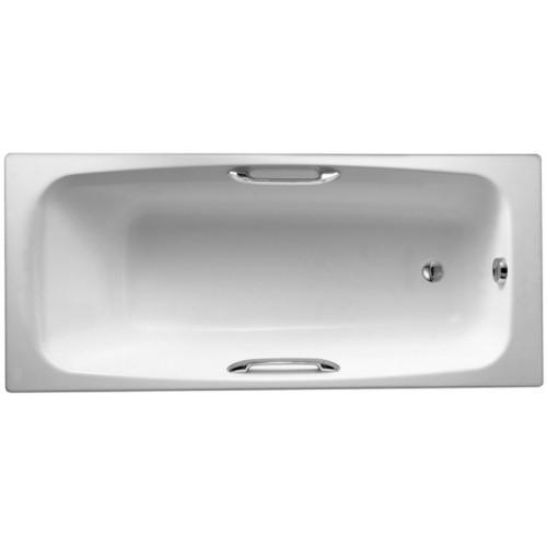 Ванна чугунная 170x75 Jacob Delafon Diapason, с отверстием для ручек E2926