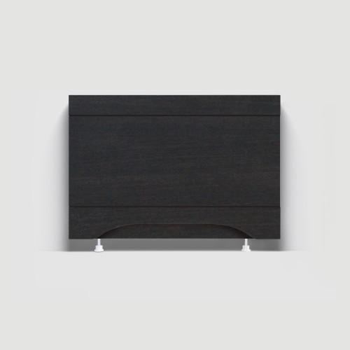 Экран под ванну 75 см, МДФ, торцевой, венге, Alavann