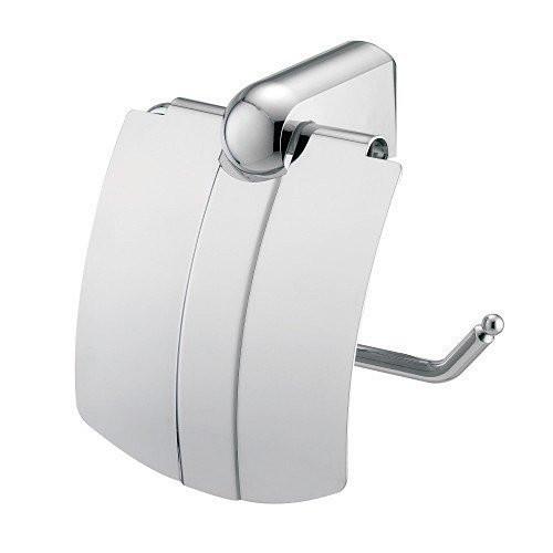 Держатель туалетной бумаги с крышкой Berkel, Wasserkraft K-6825
