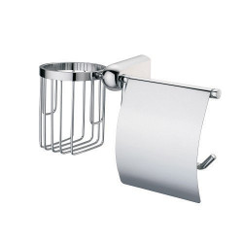 Держатель туалетной бумаги и освежителя Berkel, Wasserkraft K-6859
