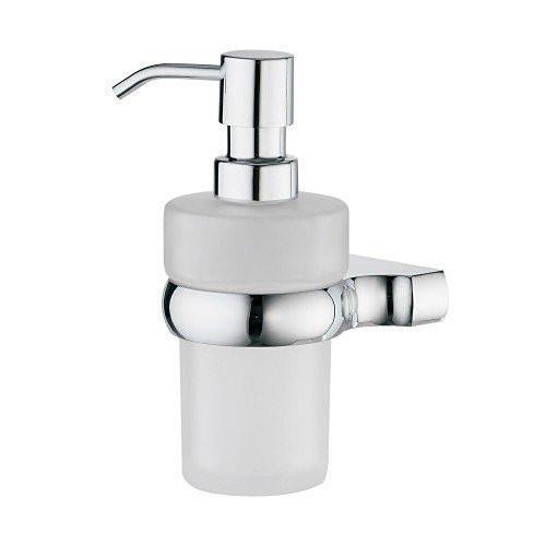 Berkel K-6899 Дозатор для жидкого мыла стеклянный, 200 ml, WasserKRAFT