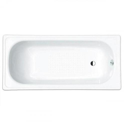 Ванна стальная Tivoli Standart 160x70 с отверстиями для ручек