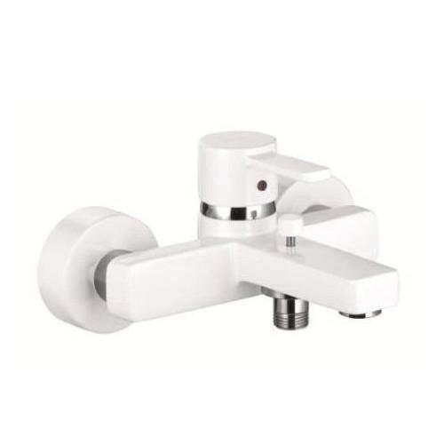 Смеситель для ванны Zenta, белый, Kludi 386709175