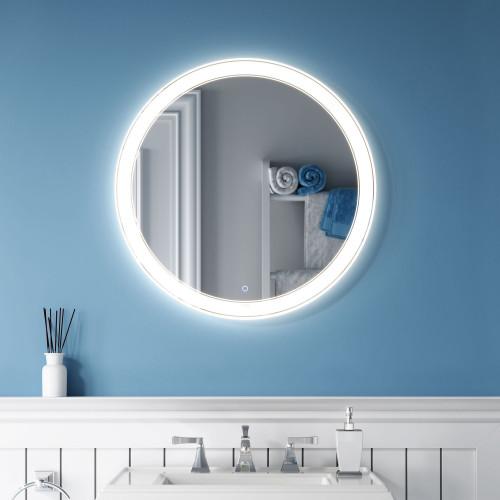 Зеркало с подсветкой LED Solis 80, Alavann