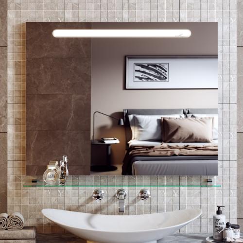 Зеркало с подсветкой LED Nota 80, Alavann