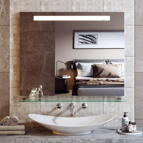 Зеркало с подсветкой LED Neve 100, Alavann