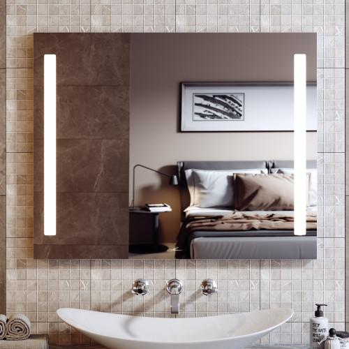 Зеркало с подсветкой LED Neve Duo 90, Alavann