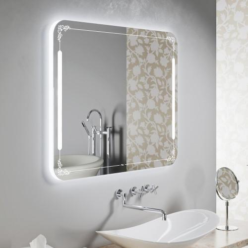 Зеркало с подсветкой LED Vintage 60, Alavann