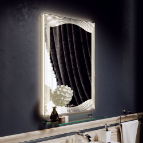 Зеркало с подсветкой LED Monaco 60, Alavann