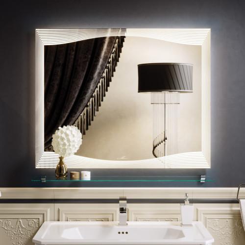 Зеркало с подсветкой LED Monaco 100, Alavann