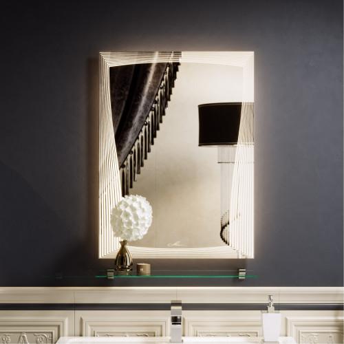 Зеркало с подсветкой LED Marta 50, Alavann