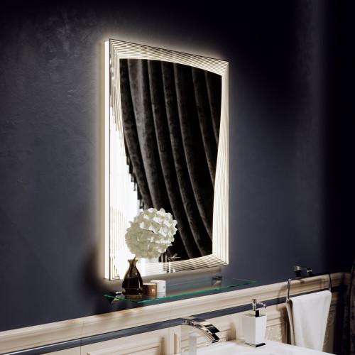 Зеркало с подсветкой LED Marta 60, Alavann