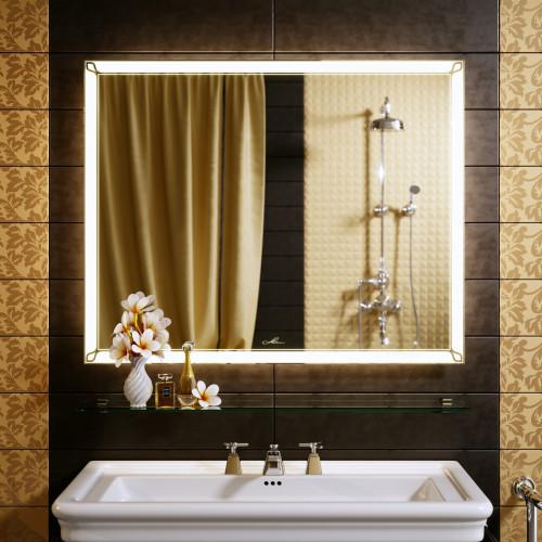 Зеркало с подсветкой LED Retro 100, Alavann