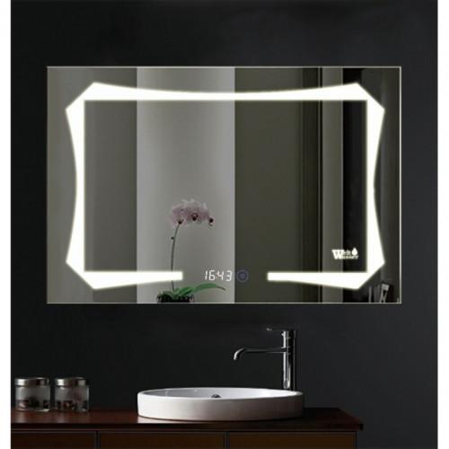 Зеркало с LED подсветкой 600мм. OTTO 6080-4B WeltWasser
