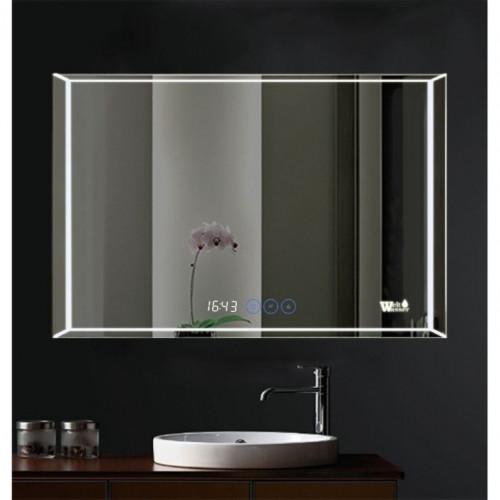 Зеркало с LED подсветкой 800мм. LANZO 8060-5M WeltWasser