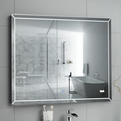 Зеркало с LED подсветкой 800мм. LANZO 8060-2 WeltWasser