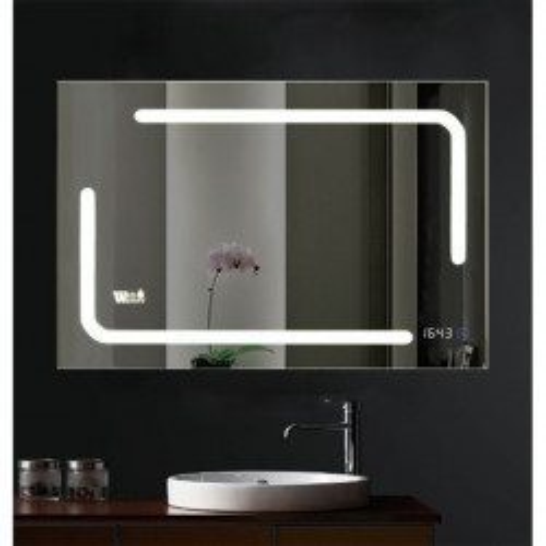 Зеркало с LED подсветкой 1000мм MARK 1080-2 WeltWasser
