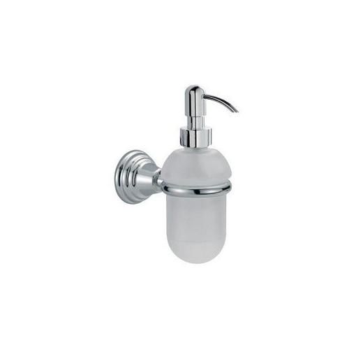 Canova Дозатор для жидкого мыла подвесной, хром/золото, CA12739