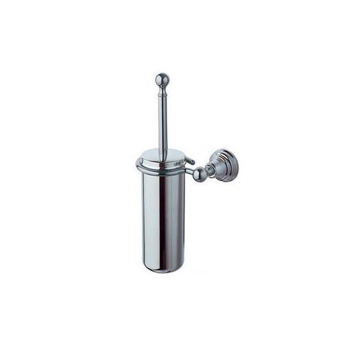 Canova Ершик для туалета, подвесной, хром/золото, CA22139