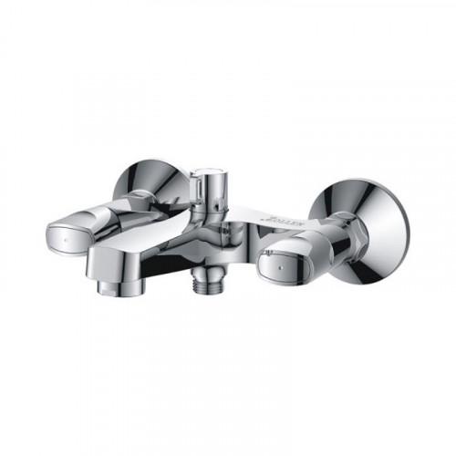 Смеситель ZOLLEN MINDEN для ванны короткий изл. , с аксес. (арт. MI61420941)
