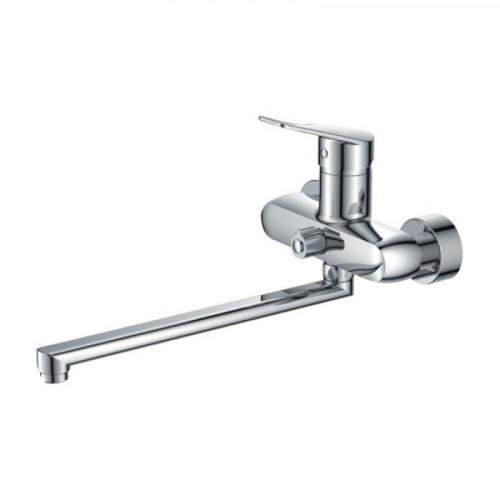 Смеситель ZOLLEN WORMS для ванны, дл.излив 350мм,карт.40 мм (арт. WO62411441)