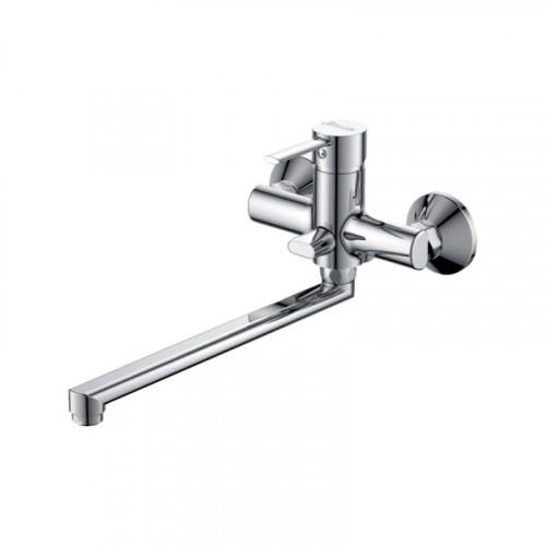 Смеситель ZOLLEN GERA для ванны, дл.излив 350 мм,карт.35 мм (арт. GE62611341)