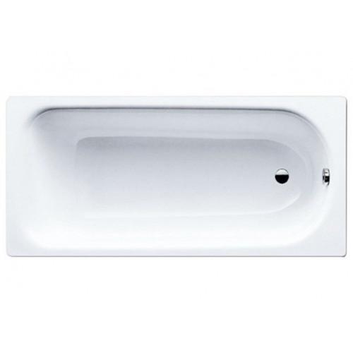 Стальная ванна 160x75 Saniform Plus Mod 372-1, без ручек, Perleffect, Kaldewei