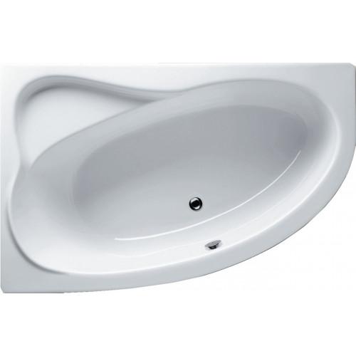 Акриловая ванна 153 x 100 см Lyra Right, Riho
