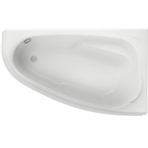 Акриловая ванна 160 Cersanit Joanna правая