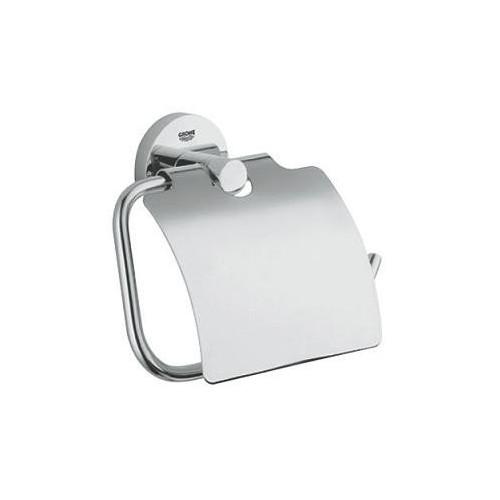Essentials, Держатель туалетной бумаги с крышкой, Grohe 40367000