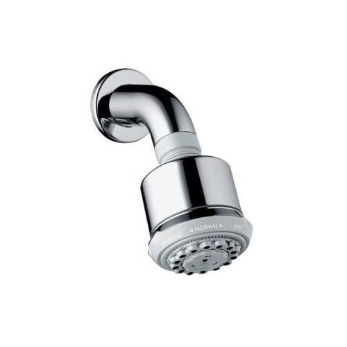 Верхний душ 3jet с держателем, Clubmaster, Hansgrohe 27475000