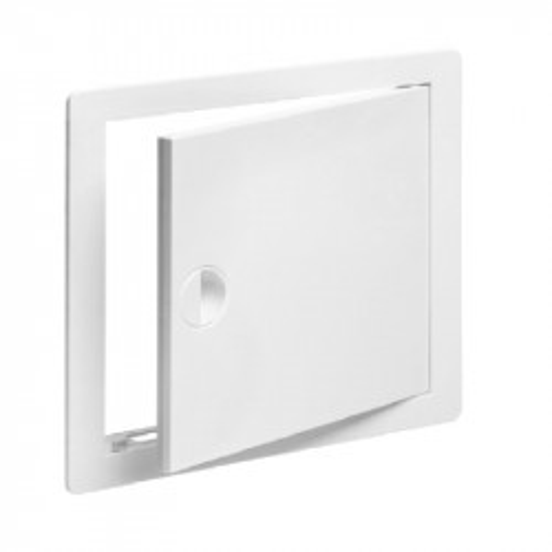 Люк-дверца ревизионный пластиковый 400 х 400 белый (Виенто)