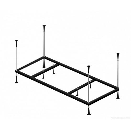 Каркас металлический для ванны Doppio 180 x 130, Alpen