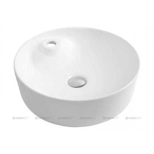 Раковина Aquanet Moon-2 керамическая накладная