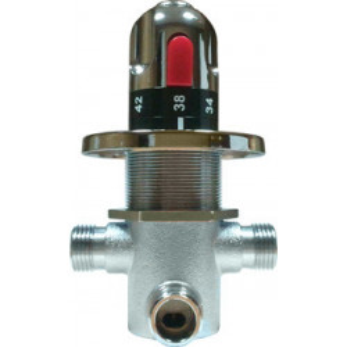 Автоматический смеситель с термо регулировкой для подготовки теплой воды ZY (KR533 12D), Kopf