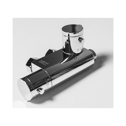 Автоматический смеситель с термо регулировкой для подготовки теплой воды HD (KR532 34D), Kopf
