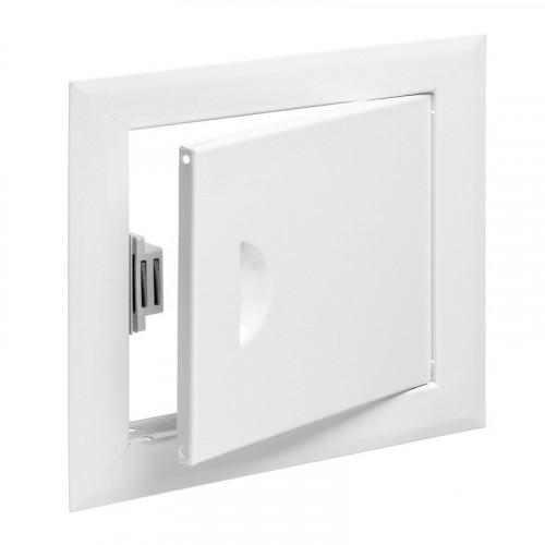 Люк-дверца ревизионная металлическая 400 х 400, Виенто