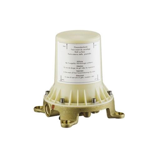 Скрытая часть для напольных смесителей, Hansgrohe 10452180